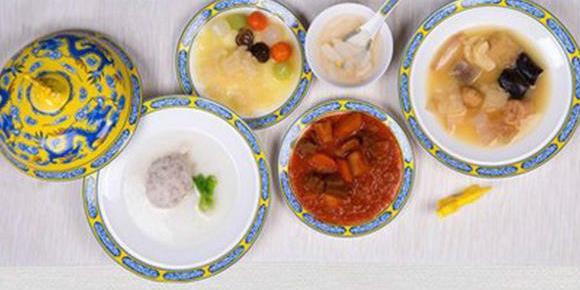 钓鱼台网上卖国宴年夜饭:4菜1汤 最低3480元(图)