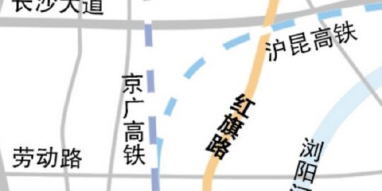 [一周湖南]长沙将再添交通大动脉 快捷化立体设计