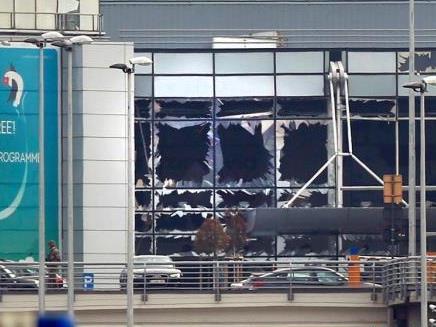 比利时首都布鲁塞尔发生多起爆炸 数百人死伤