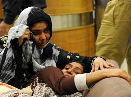 巴基斯坦拉合尔一公园遭炸弹袭击