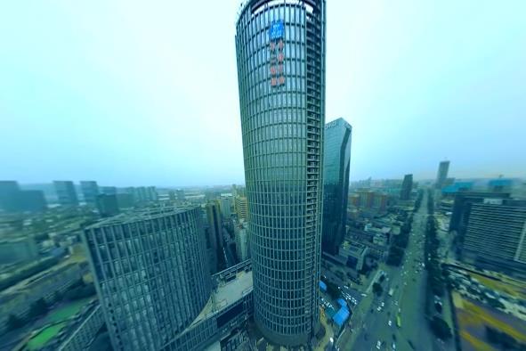 全国最高传媒大厦:湖南日报传媒中心