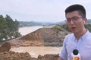 里耶古镇破坝泄洪预计23日排完