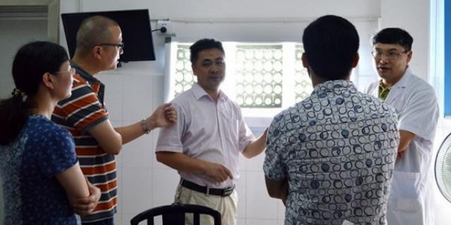助力健康湖南 省第二人民医院专家走进慈利讲学