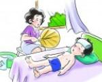 高温天气让急诊患儿猛增 别让孩子在空调房受凉