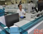 湖南中医附一医院引入实验室自动化系统