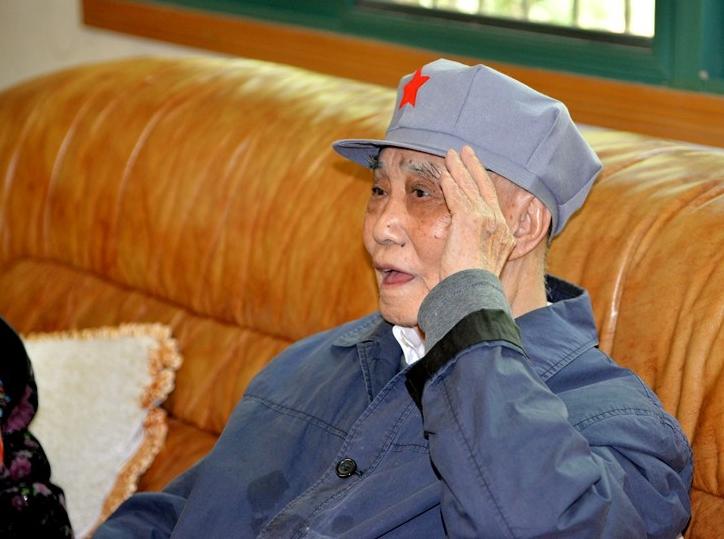 【专题】活着的丰碑——老红军长征故事
