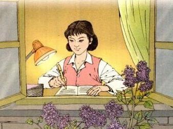 """长沙一语文老师自编课外阅读材料 被学生封为""""女神"""""""