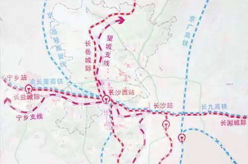 [一周湖南]农村学生考一本有望大降分 长沙将在河西新建火车站