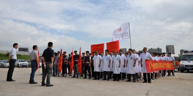 湖南各级疾控出动应急机动队4373批次开展救灾防病