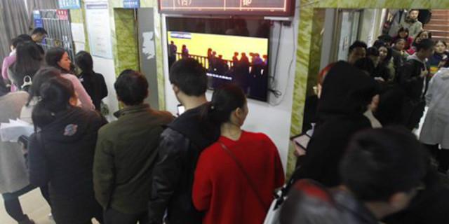 四价宫颈癌疫苗湖南省上市第一天,接种现场火爆!