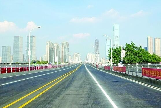 [一周湖南]橘子洲大桥限行9月1日起有变化 长沙等7市居民用气要涨价了