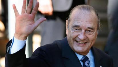 法国前总统希拉克去世 他和中国有难解的情结