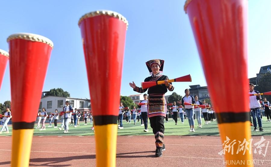 传承民族文化 新湖南www.hunanabc.com