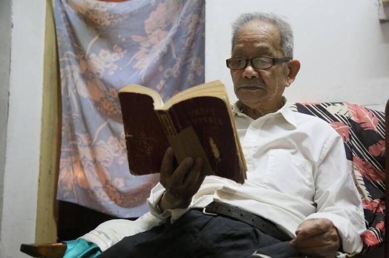 94岁抗战老兵志愿无偿捐献遗体:最后还做一点贡献 新湖南www.hunanabc.com