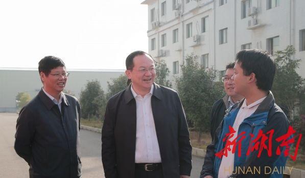 杨懿文:企业要不等不靠通过持续创新走出困境 新湖南www.hunanabc.com
