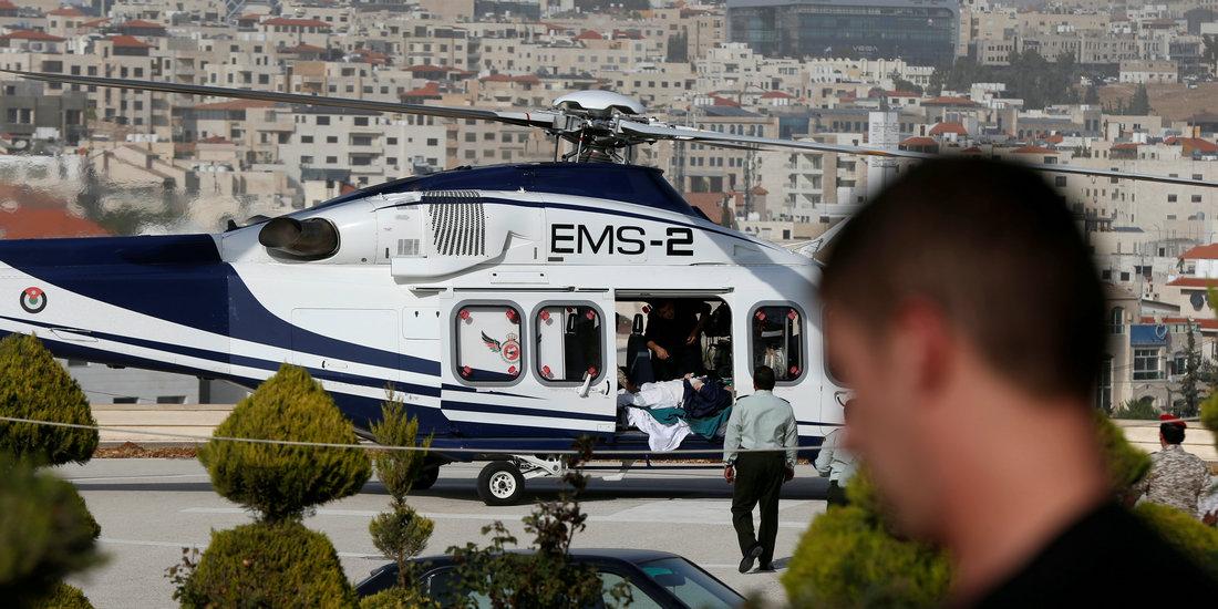 约旦杰拉什景区发生持刀袭击案致8人受伤