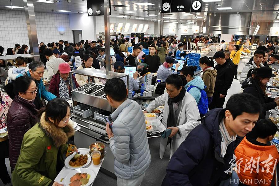 宜家来了!长沙商场火爆开业 新湖南www.hunanabc.com