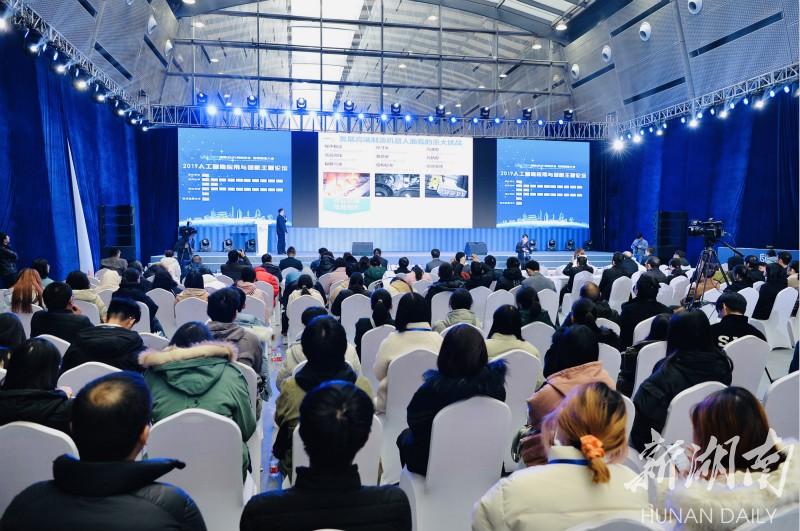 听新晋院士谈人工智能领域,湖南如何发力 新湖南www.hunanabc.com