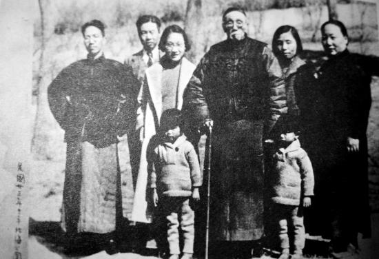 湖南:陈寅恪家族兴盛地和伤心地 新湖南www.hunanabc.com