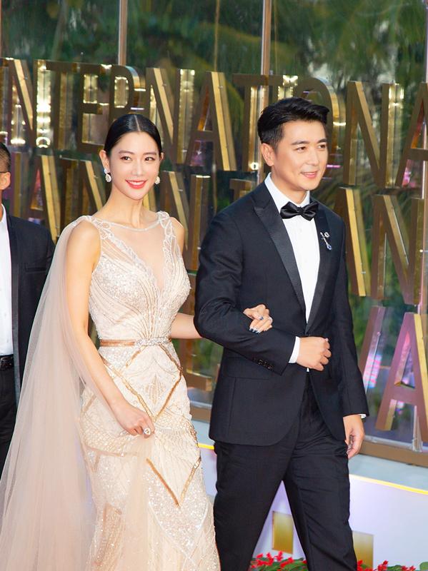 保剑锋、克拉拉携《长安伏妖》亮相海南岛国际电影节