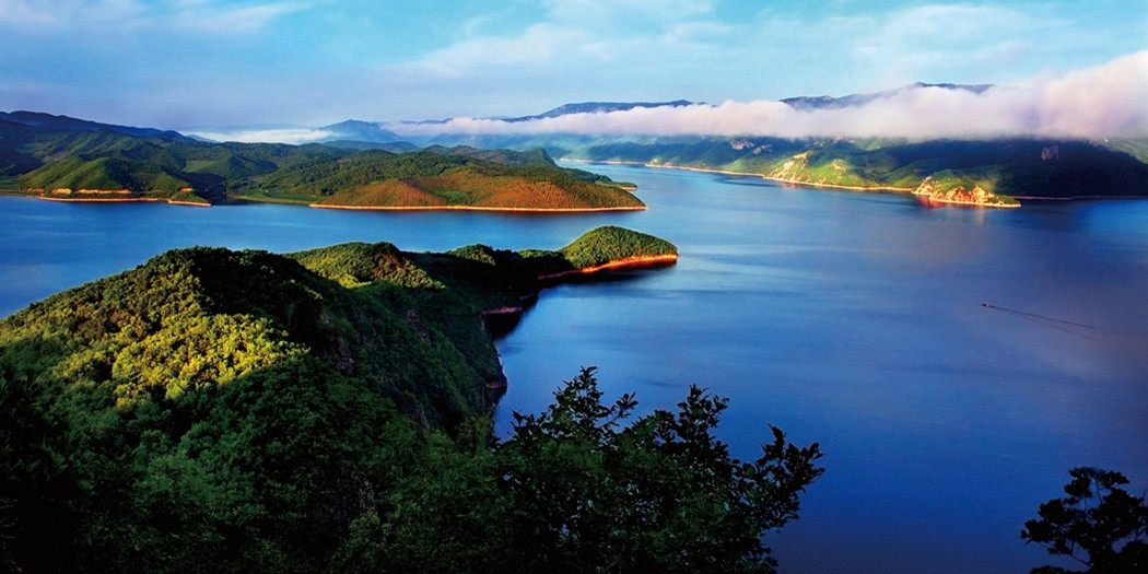 【生态文明@湿地】如镜如画牡丹江