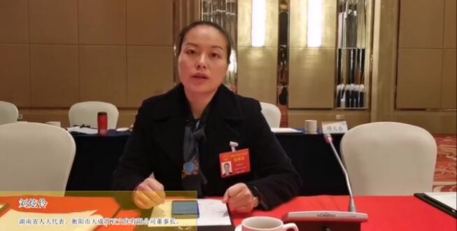 """【文旅""""会客厅""""】人大代表刘炫伶:""""诗和远方""""相伴加快文旅产业融合发展"""