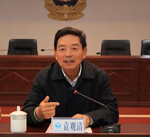 长沙市社会禁毒协会会长袁观清