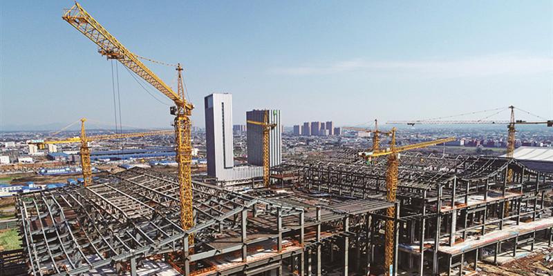 长沙一批重大项目相继复工