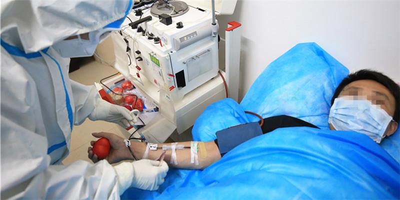 康复者捐献血浆
