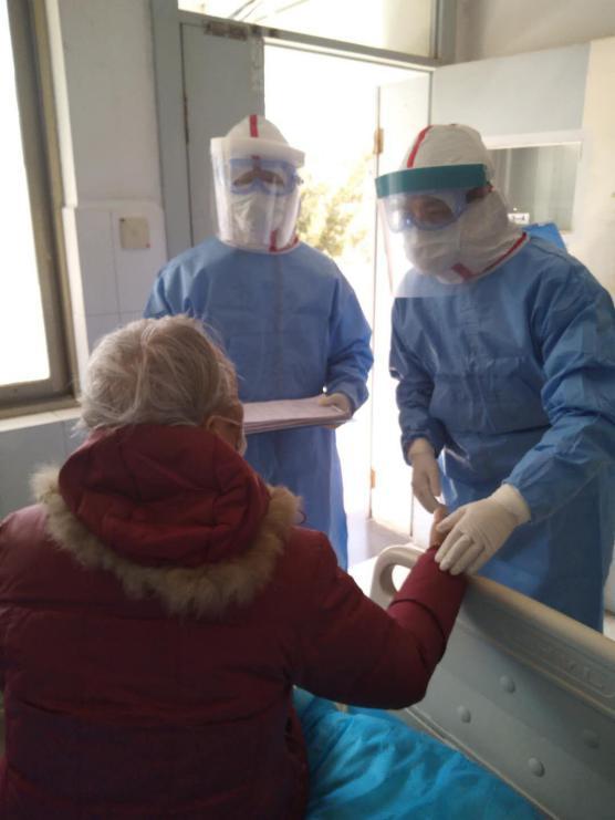 我愿意陪长沙最后一个患者出院!——记长沙市第三医院呼吸内科副主任医师李玮 新湖南www.hunanabc.com