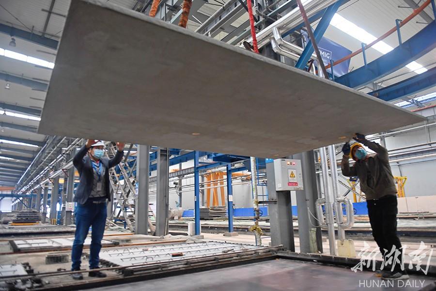 助力重点工程建设 新湖南www.hunanabc.com