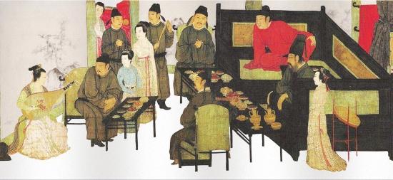 古人放弃分餐制,是因为裤子和椅子? 新湖南www.hunanabc.com