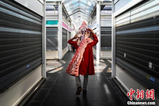 """""""封城""""中的意大利 商铺关闭街头空空荡荡 新湖南www.hunanabc.com"""