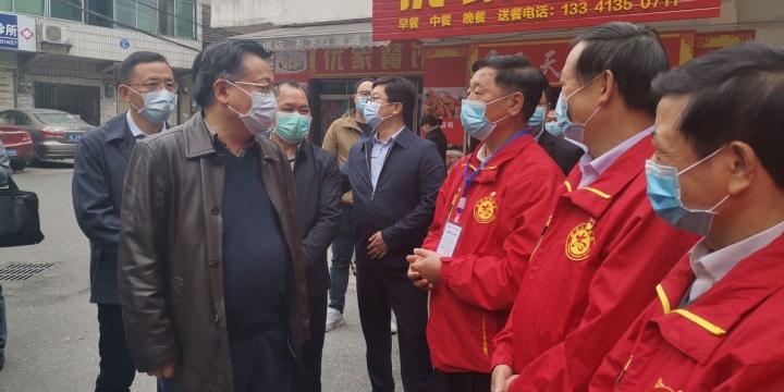 易鹏飞:总结社区管理好经验 提升治理能力和水平 新湖南www.hunanabc.com