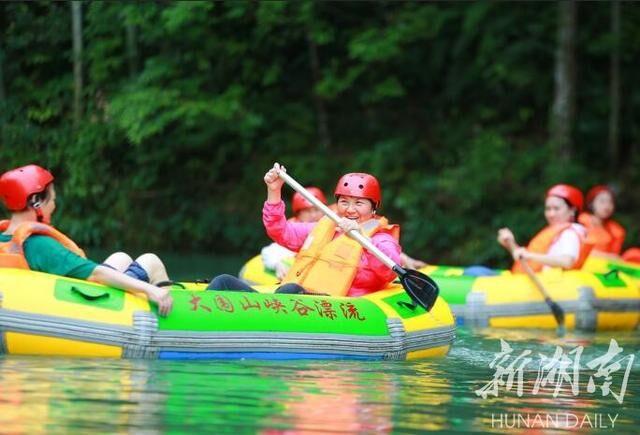 """端午小长假湖南旅游市场透视:探索转型之路 """"游""""出复苏之旅"""