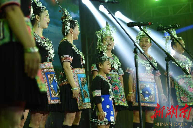 湘水同源 文化同根 湖南山歌邀请赛唱响韶山